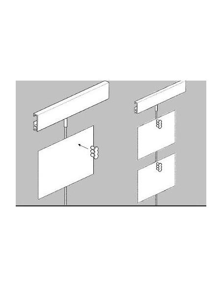 Set Calamite Bianche - 10 pezzi