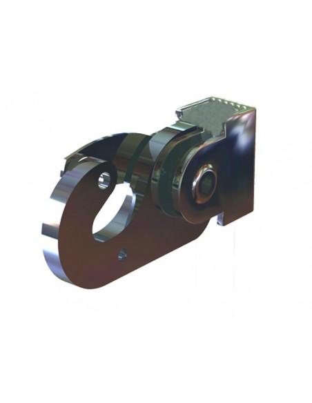 J-Rail Max Gancio di Sicurezza per barra 4x4mm - regge fino a 40 kg
