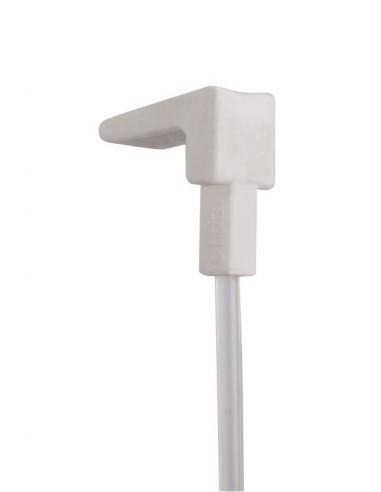Stas Corda Perlon con gancio Plaster Rail - 150 cm