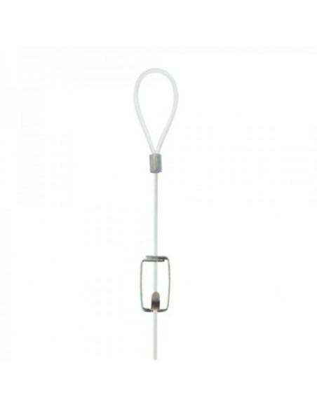 Gancio Smartspring con corda Perlon(veduta separatamente)